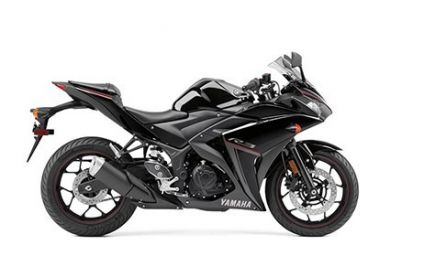 New Yamaha YZF R3